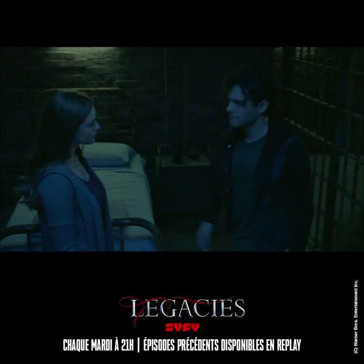 Joyeuse Saint-Valentin de la part de Legacies 💕   p.s. Les deux premiers épisodes de la saison 1 sont disponibles en replay !