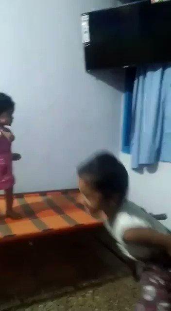 My master dance...