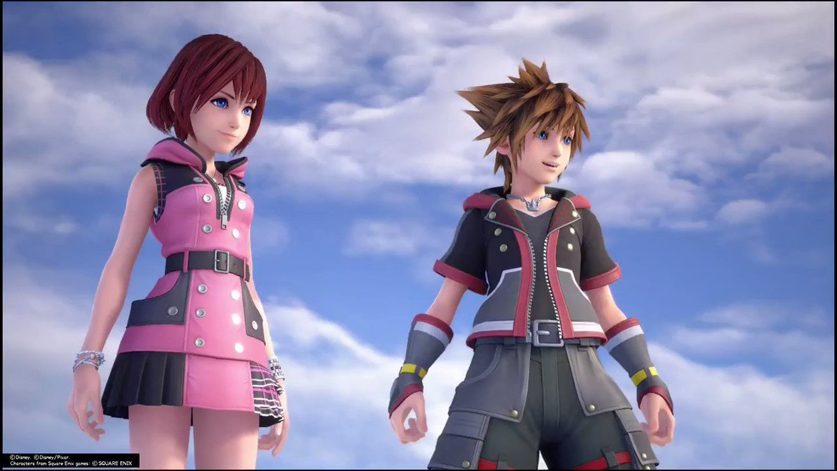If you feel alone today on Valentine's Day don't forget too listen to Sora. His words will help those in need