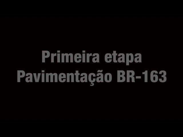O Exército conclui a pavimentação do trecho que faltava da BR-163, Cuiabá Santarém, entre Novo Progresso (PA) e Morais de Almeida (PA), contribuindo para reduzir os custos de transporte para os portos de Mirituba e Santarém em cerca de 34%. #BR163 #ENGENHARIA #MãoAmiga