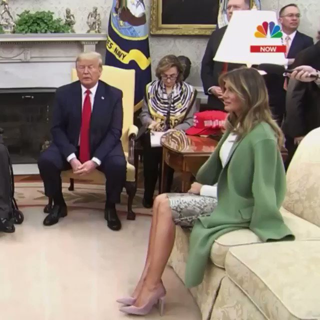 Our First Lady is just stunning @flotus  such grace and poise 🤍