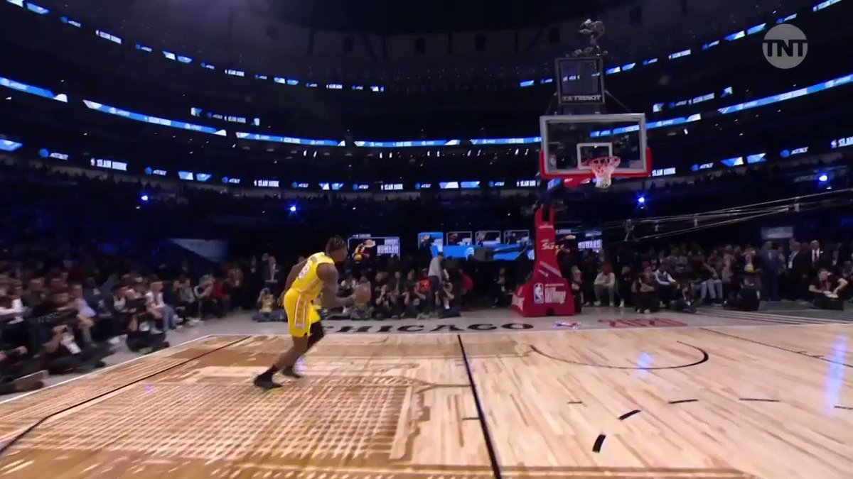 2020 Dunk Contest in 52 seconds
