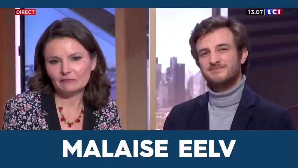 """🚨@JeanMessiha: """"Putain, je me suis jamais autant marré ! Une représentante de @EELV accuse la #Russie🇷🇺 d'ingérence. Notre ami @AndreaKotarac lui demande lesquelles. Elle répond sur #Trump. Des champions du monde ! 😂😂😂"""""""