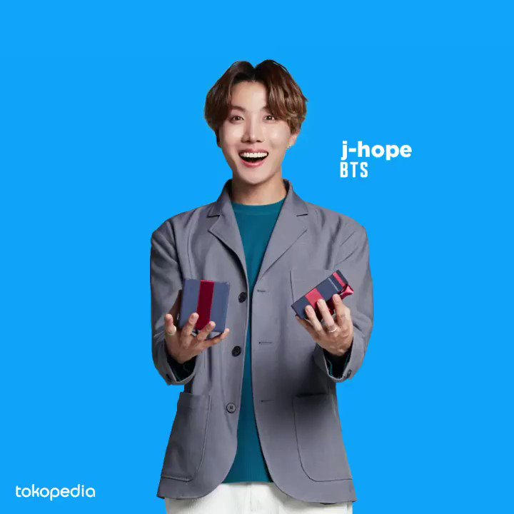 Happy Birthday Jung Hoseok @BTS_twt ! Wish you happiness and success in the world! 🎂💚🎉  We purple you! 💜#Tokopediaxhbdjhope  #TokopediaxBTS #JhopeBirthday #JHOPEDay #JHOPE