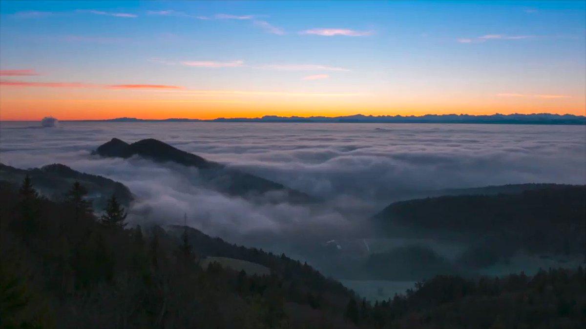 Sunrise Vidéo by adege #vidéo #sunrise #Cloud