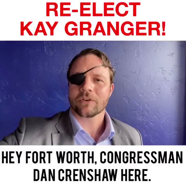 Hey Fort Worth! Early voting started today! Please re-elect my friend @RepKayGranger !