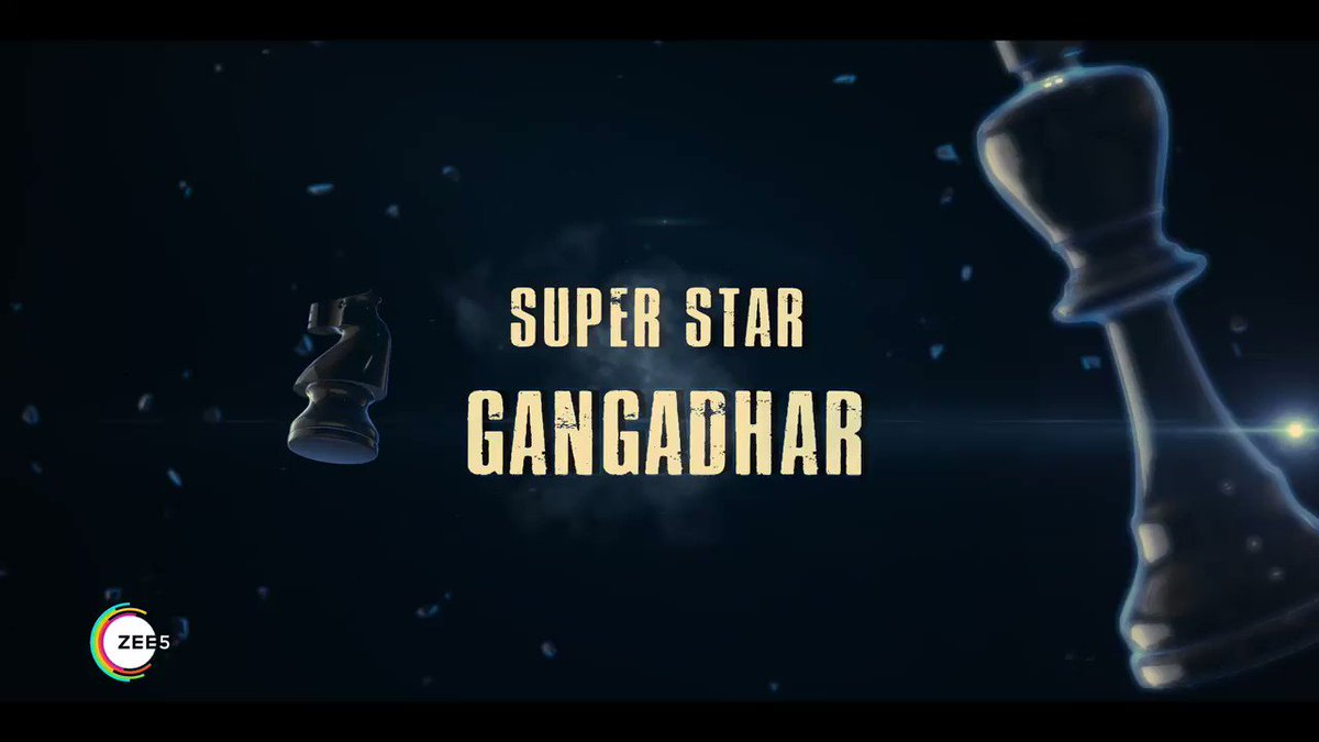 Can Gangadhar survive in this political game with his clear vision and positive intentions? Or will this game turn a hero into a villian?  #Chadarangam premieres 2oth feb on #ZEE5   #1daytogo #AZEE5Orginal #GameofPower   @actorsrikanth @TheSunainaa @iVishnuManchu #RajAnantha