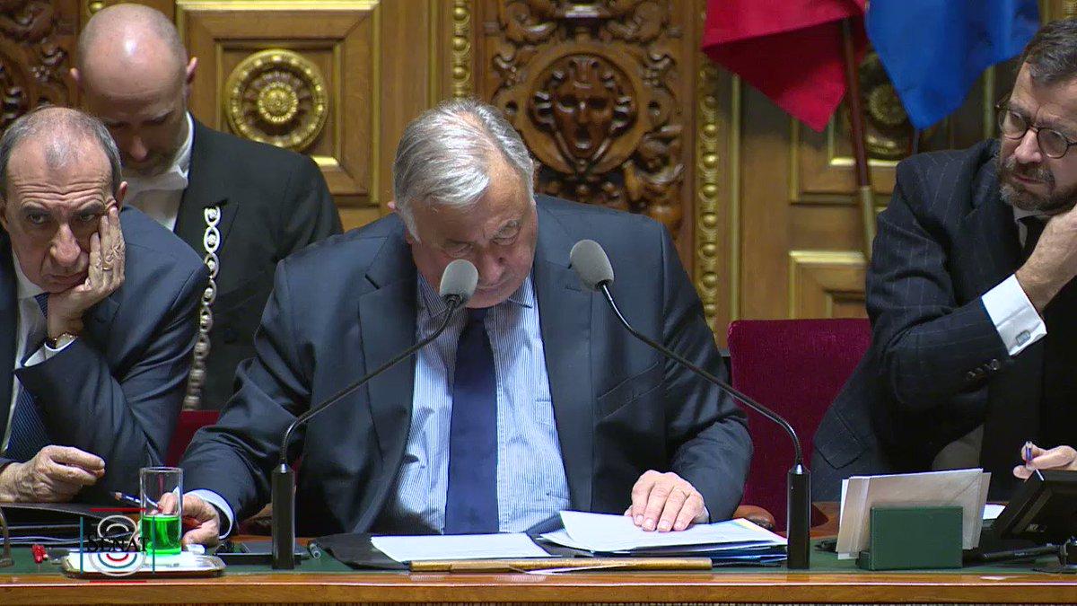 @FrancoiseGatel 🔴 #QAG de @senateur61 sur le contrôle des imams étrangers à l'occasion du Ramadan  1/2