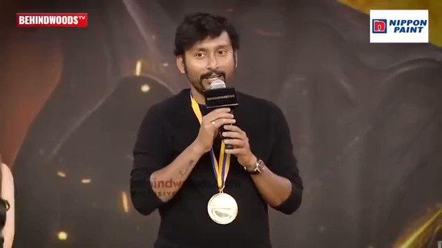 #RashmikaMandanna's Reaction 😍 When RJ Balaji says the name #ThalapathyVijay!  @iamRashmika @actorvijay #Bheeshma #Master