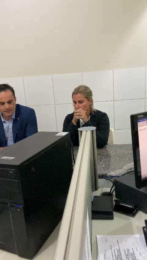 Na 34° DP, em Fortaleza, registrando a tentativa de homicídio do Sen. Criminoso Licenciado Cid Gomes contra os PMs do 3° BPM. Inacreditável essa conduta, fica até difícil de expressar opiniões serenas nesse momento! @capitaowagnersousa @capitaoalbertoneto