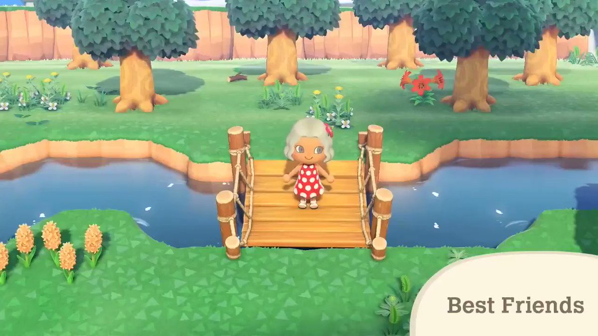 My favorite new feature in Animal Crossing New Horizons so far.
