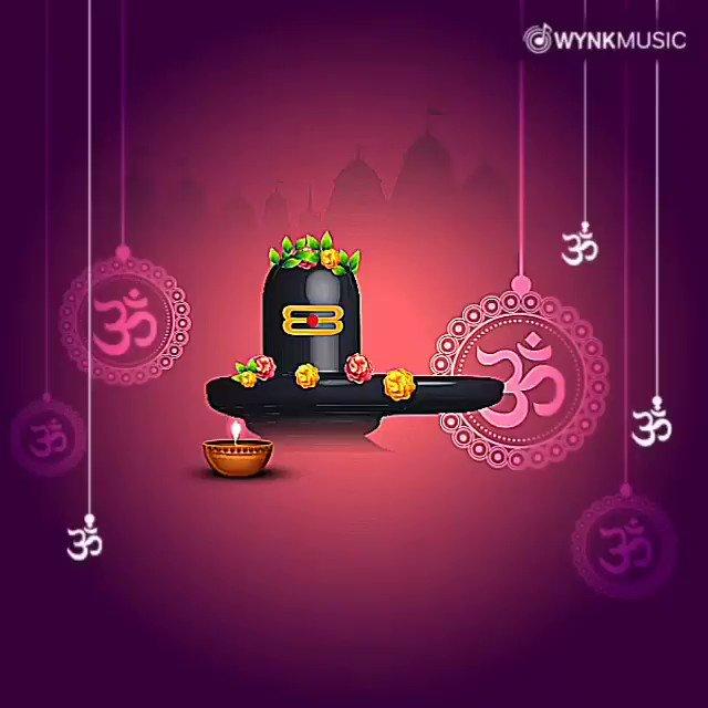 Shiva Shiva 🕉️ Wishing everyone a very #happymahashivratri 🙏   Tap for bhajans & aarti:  ✨  #wynkmusic #Shivaratri #Shivratri #Shivratri2020 #HappyMahaShivratri2020