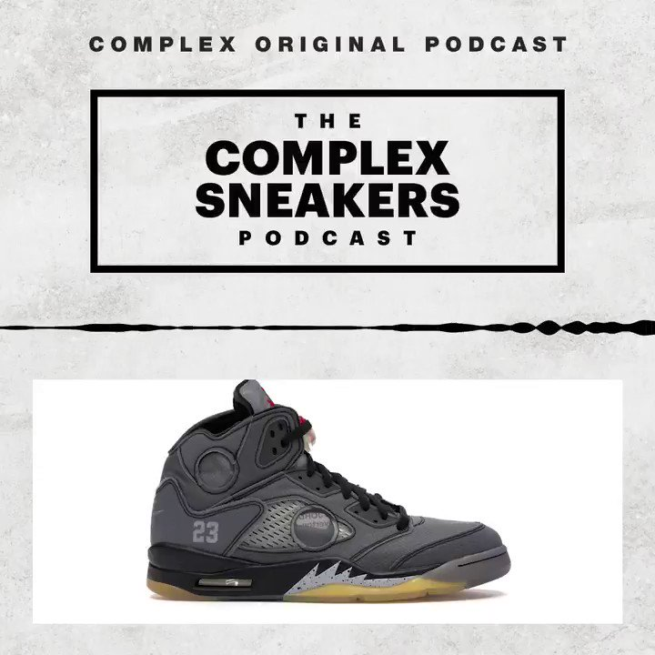 "On the latest episode of the ""Complex Sneakers Podcast,"" @JLaPuma, @brendandunne, and @MatthewJWelty discuss everything All-Star Weekend.   LISTEN:"