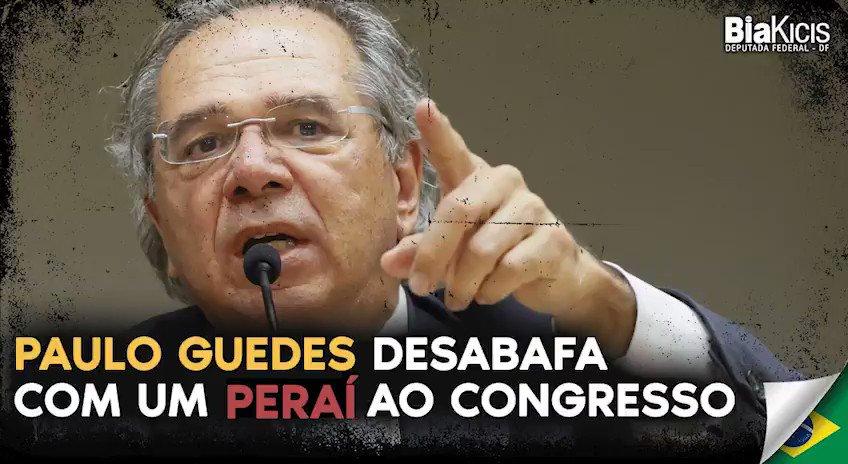 Paulo Guedes explica, desenha e explica o desenho. Só falta desenhar a explicação do desenho da explicação. Parabéns, Ministro!
