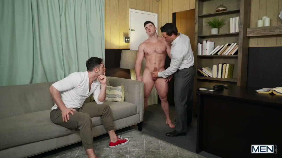 "@Men 🆕 ""Dr. Wood"" Part 1 @MBostonxxx& #ReeseRideout, @CollinSimpsonGH   #Bareback"