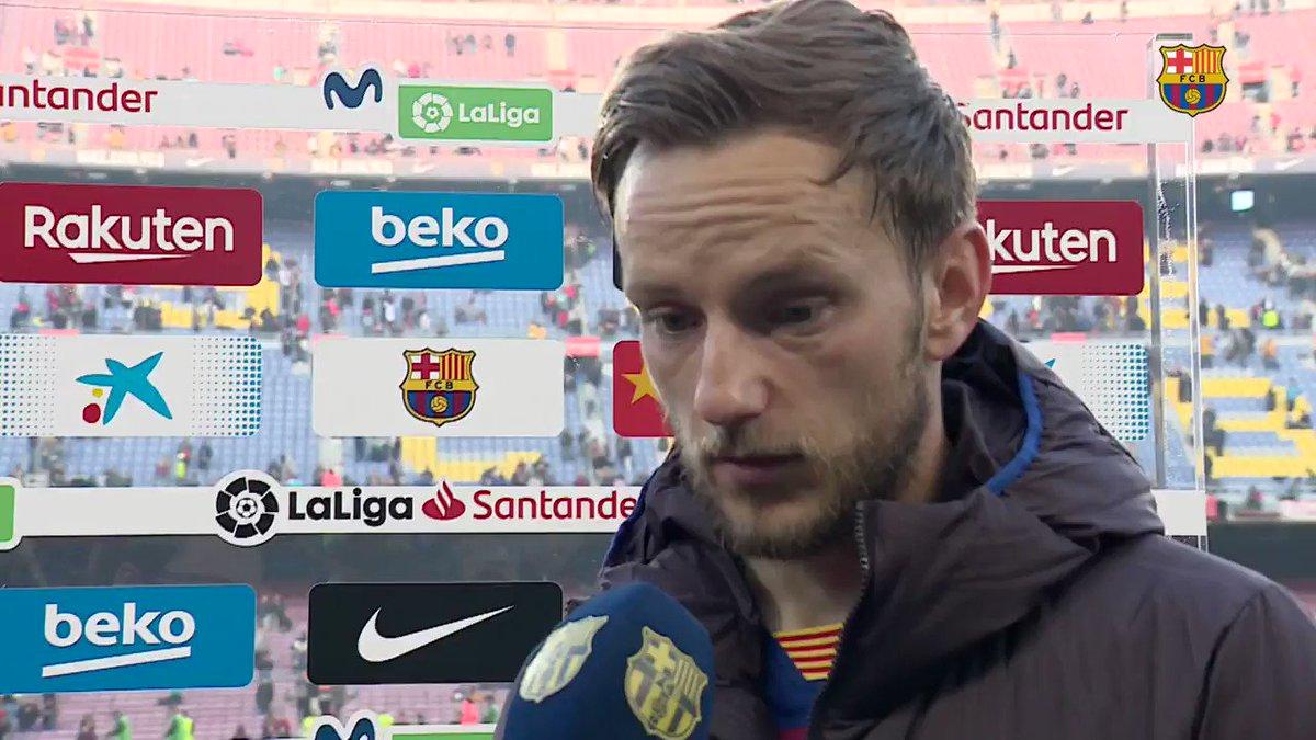 RT @FCBarcelona: POST-GAME REACTIONS 🗣 @ivanrakitic  🗣 @arthurhromelo  🗣 @MartinBraith  🗣 @QSetien https://t.co/Z9HbrkelHh