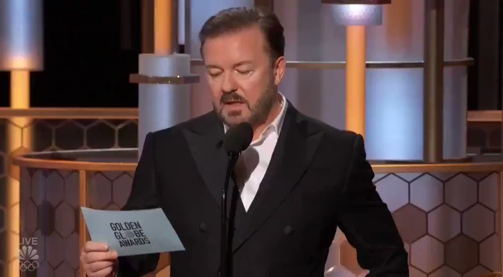 """As Harvey Weinstein has been found guilty of rape, let us all remember the only guy willing to call out Hollywood:  """"Netflix's Birdbox, a movie where people survive by acting they don't see a thing, sort of like working for Harvey Weinstein. You did it, I didn't, you did it."""""""