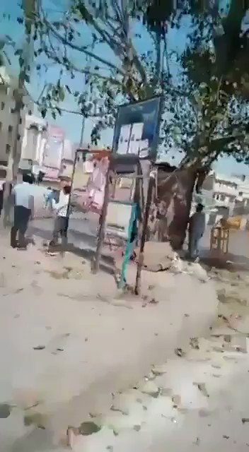 Gujarat Model of 2002 being implemented in Delhi   This one video explains enough. Six civilians and one policeman died as a result. (Warning: Highly Abusive Language)