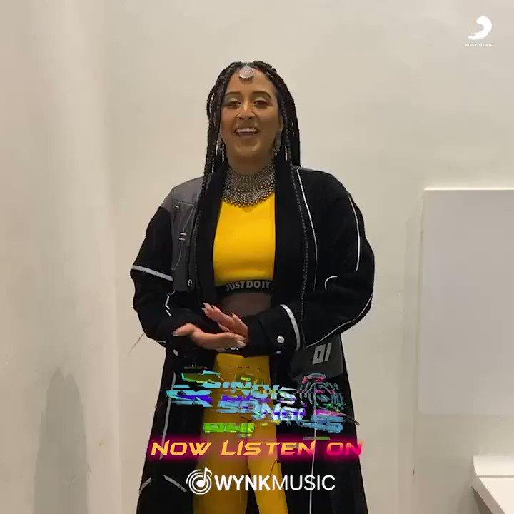 Have you added this QUEEN anthem by @TheRajaKumari  to your playlist yet?  #BindisAndBangles streaming now on  @WynkMusic  :   #rajakumari #rajakumarimusic #musicvideo #rap #femalerapper #newrelease #wynkmusic