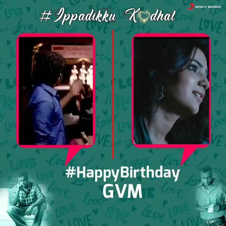 Which Proposal moved you the most? ❣  Tell us in the comments! 🤩  ➡  #IppadikkuKadhal #HappyBirthdayGVM