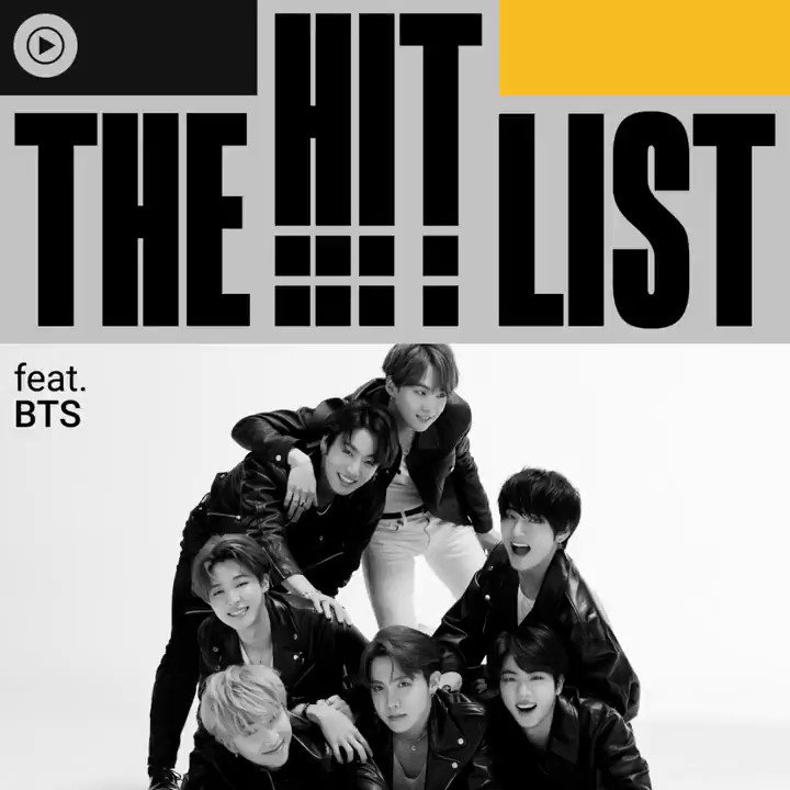 Coming in Hot: The Hit List is your new home for today's biggest tracks from across the landscape of pop, featuring @BTS_twt @DUALIPA @1future x @drake and more →