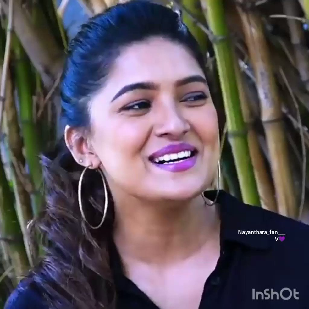 """T246  """"Nayanthara is my inspiration, not only for me, she is a huge inspiration for many other actresses as well"""" - Actress Vani Bhojan 😍  #Ladysuperstar #Nayanthara #CelebsAboutLadysuperstar #Viswasam #Valimai #NetriKann #MookuthiAmman #Annaatthe #KaathuVaakulaRenduKaadhal"""