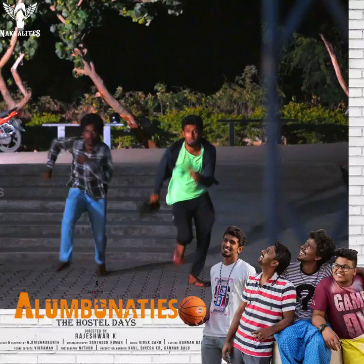 1 Day to go! #Alumbunaties (First Sitcom Series in Tamil) From Tomorrow.  ICYMI Checkout Sneak Peek 1 -    @Nakkalites #tamilseries #webseries #tamilwebseries