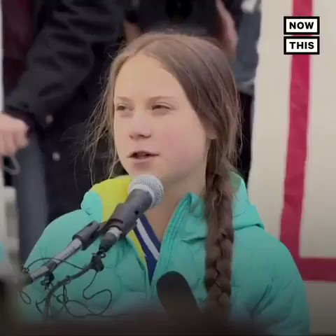 ".@GretaThunberg turned down this $52,000 environmental award: ""The #climate movement doesn't need any more awards. What it needs is for our politicians...to listen to the science.""  There is no time to waste. #ActOnClimate   #climate #energy #GreenNewDeal https://t.co/dk5UUPi9tr"
