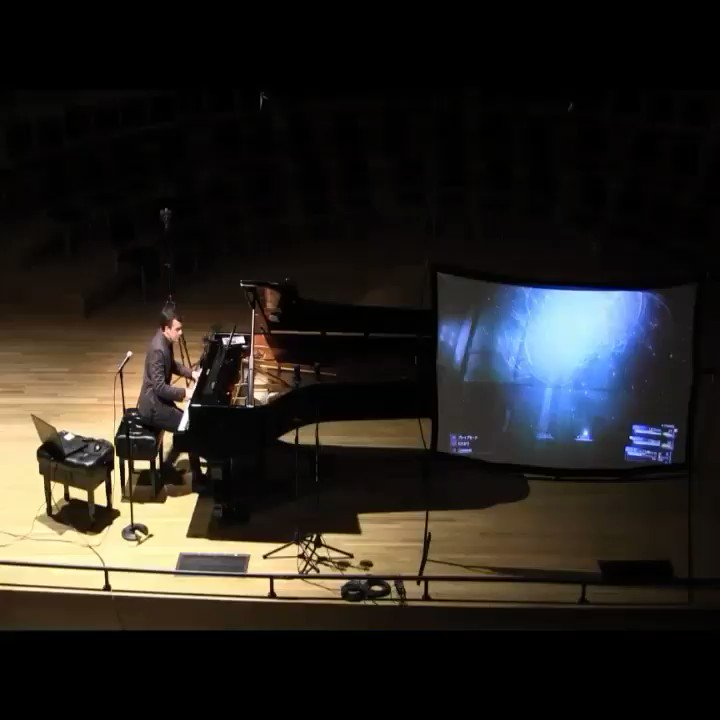 "Tomorrow I have my second Final Fantasy piano collections concert! Here's a little snippet from my first concert last weekend. This is ""Those Who Fight"" which I think went pretty well...  #FinalFantasyVII #FF7R #FF7 #FFVII #FinalFantasy #vgm #gamers #gamerforlife"