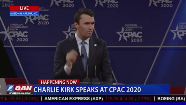 .@charliekirk11: The party of Mitt Romney was a party that did not fight. It was a party that wanted to preserve the ruling class. It was a party that did not give the next generation confidence and courage and conviction to stand for what is correct.