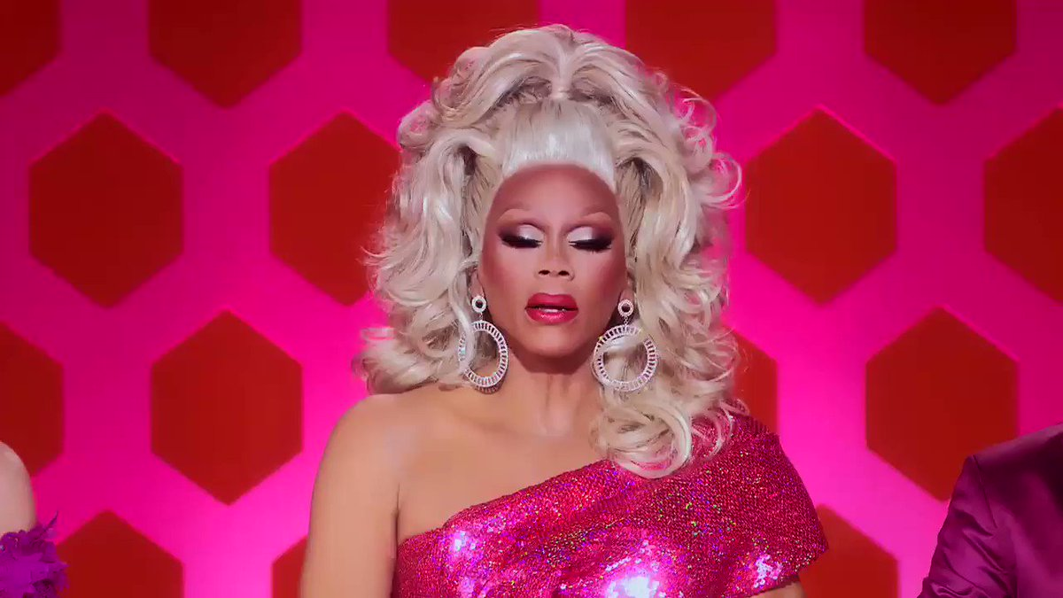 Ok sorry for stanning so hard on the company account but like COME ON we were not ready for all THAT from the supreme @NICKIMINAJ 😭👑 @RuPaul #DragRace