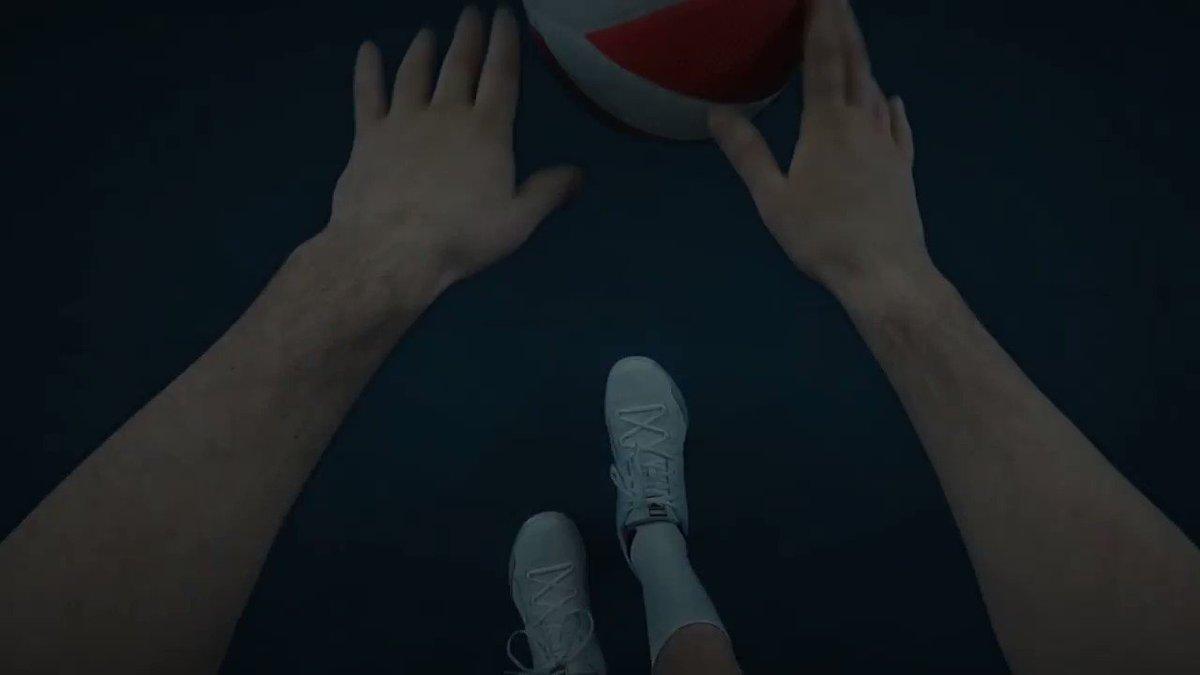 Si vous étiez nuls au volley à l'école, c'est le moment de vous rattraper 🙌  🏐 On vous donne 7 secondes pour vous mettre dans la peau d'un joueur pro du @TLMVolleyBall et essayer de marquer un point, ça se passe ici :