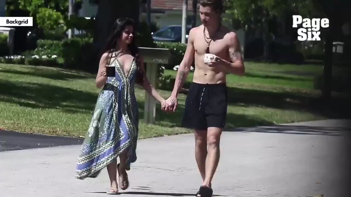 RT @DMLMedia: Shawn and Camila getting some fresh air walking around their neighborhood the other day! https://t.co/1nQ6Dh6QgA