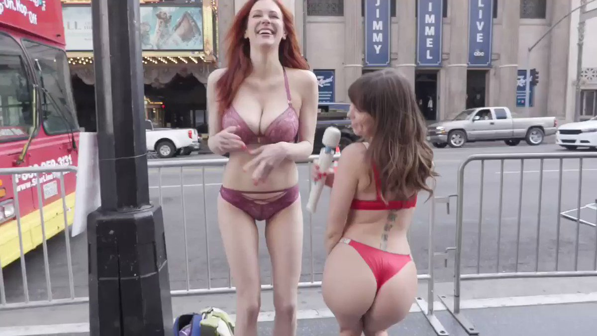 RATING STRANGERS DICKS     @MaitlandWard @rileyreidx3