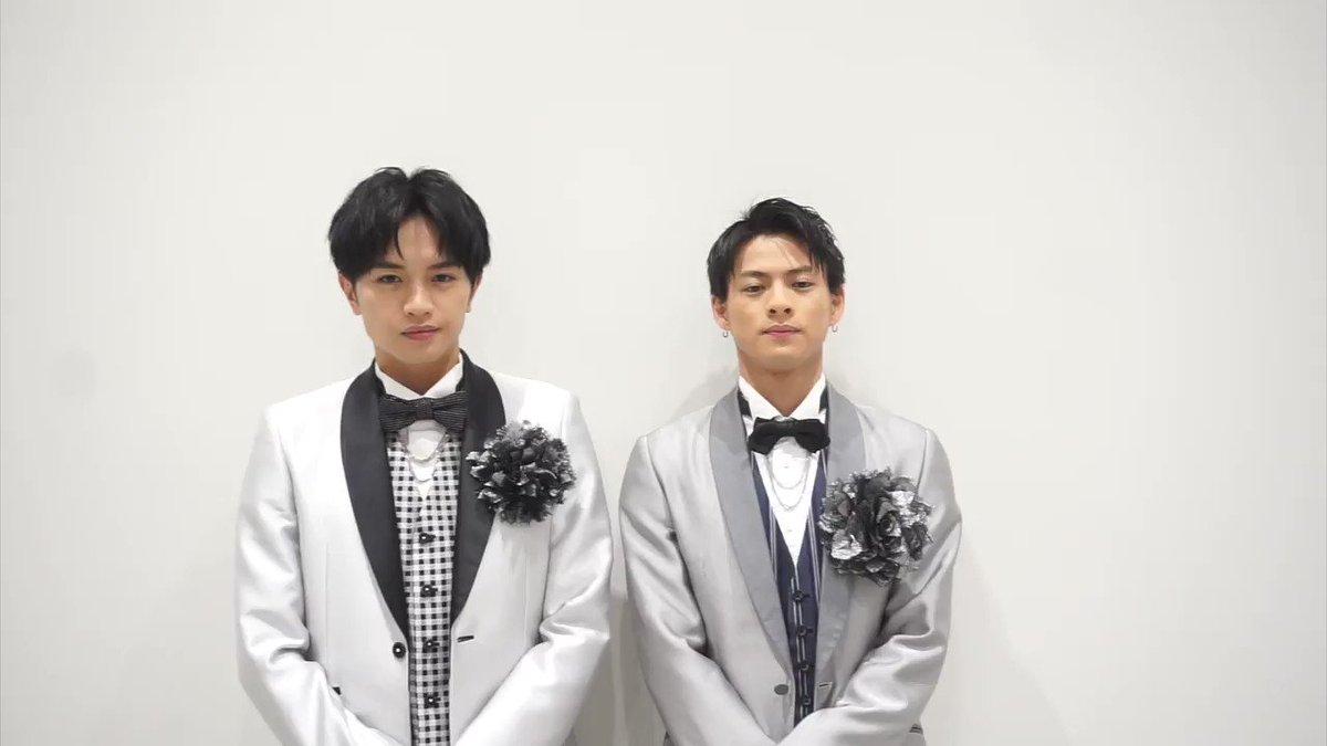 【#PremiumMusic2020】 #中島健人 さんと #平野紫耀 さんからコメントが届きました✨