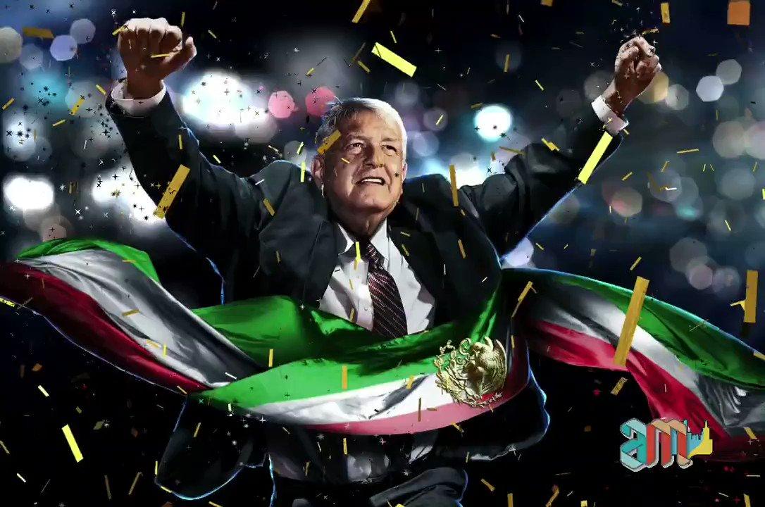 Seré Breve:  #AmloElMejorPresidenteDelMundo   Que levante la mano quien está de acuerdo y apoya a @lopezobrador_ 🖐 🤗