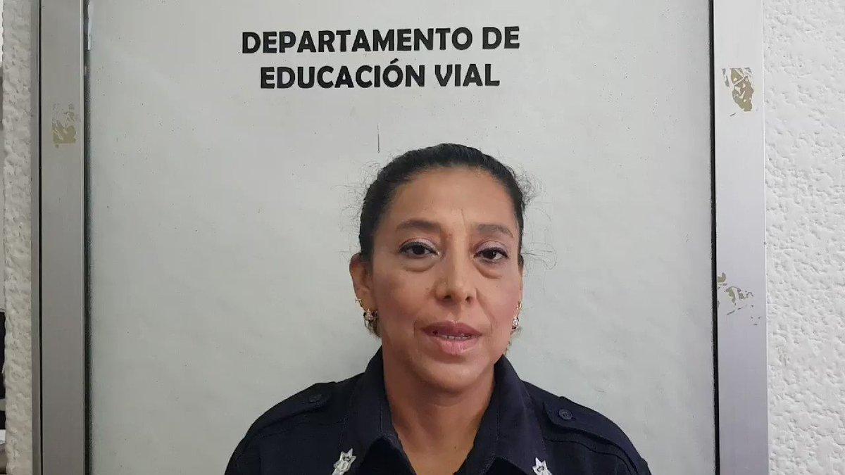 ¿Cómo puedo aplicar las relaciones humanas en la vía pública? La Jefa del Depto. de Educación Vial de la #PECTabasco Mayanín Magdonel Vázquez explica:
