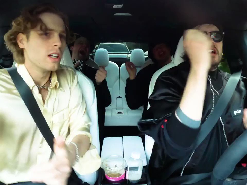Watch #CarpoolKarabloke in full on @YouTube now: