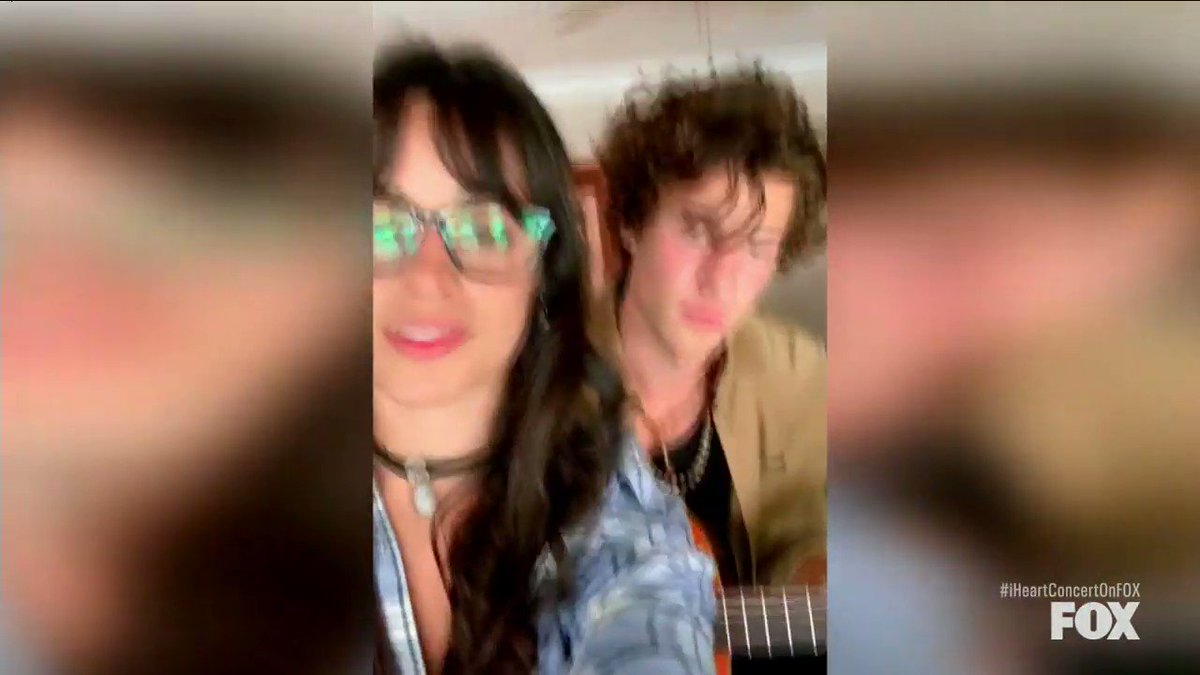 "Watch Shawn assist Camila in performing ""My Oh My"" for #iHeartConcertOnFOX here! https://t.co/u8sV9eqxcg https://t.co/eE98regOqP"