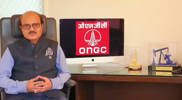 #ONGC contributes INR 300 crore to #PMCaresFunds. CMD Shashi Shanker shares how #ONGC has risen to strengthen #IndiaFightsCorona. Maintaining production with #SocialDistancing, Contributing funds, employees giving 2 days salary, helping the local communities. #HarEkKaamDeshKeNaam
