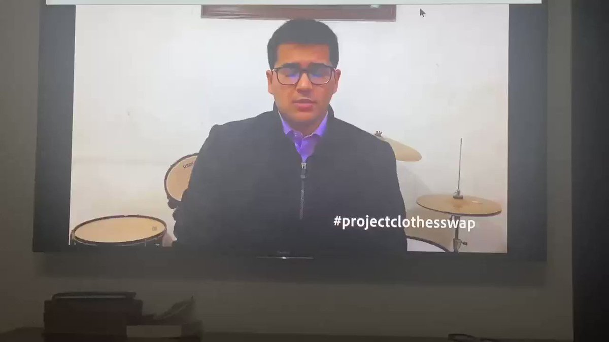 theamiverma: This seems to be a big big thing for #FASHION retailers #Projeclothesswap @AdobeSummit @Adobe #AEM #ProjectSneaks https://t.co/OEB888DjlR