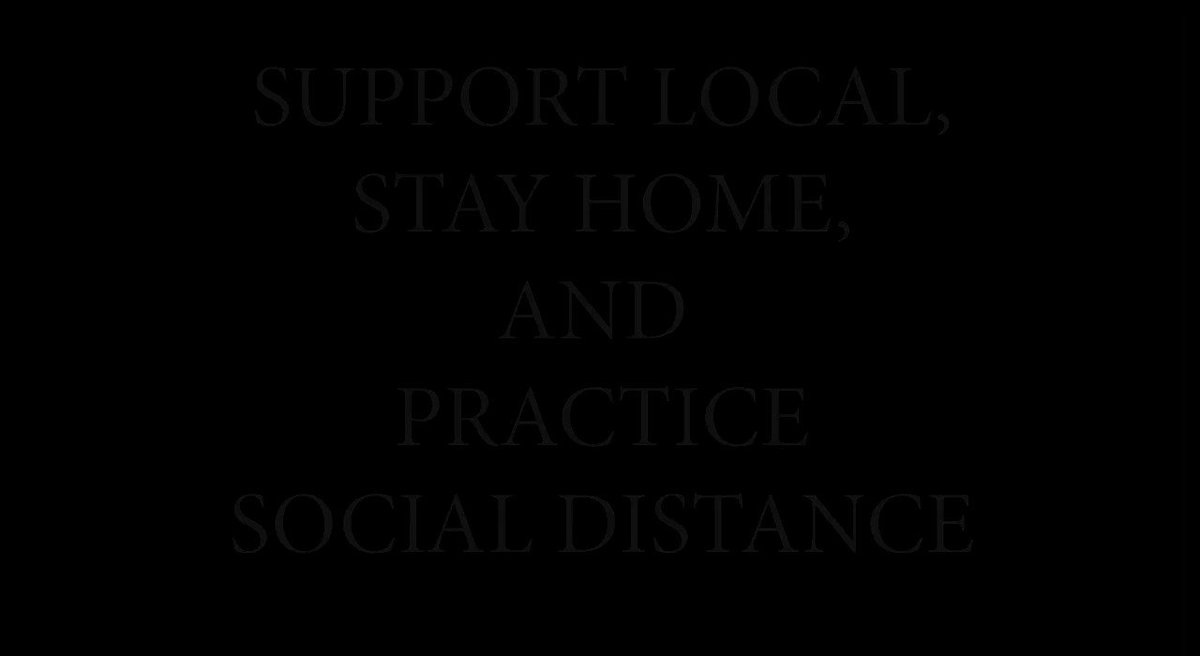 The Social Separation Ring While we are all #stayhome we as 2 Biz owners, made a fake infomercial/PSA to show how important #socialdistance is! Check out the highlights, and the full 9 minute video is one YouTube: