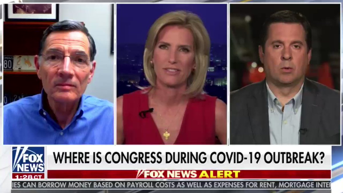 ICYMI: Great to be on with @IngrahamAngle