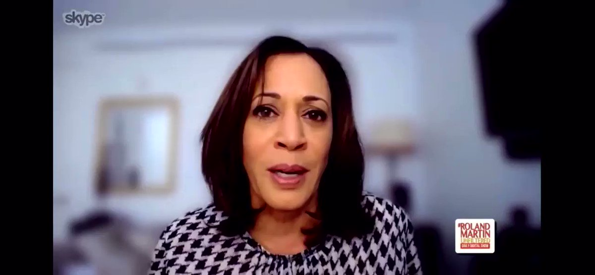 I love when @KamalaHarris almost about to cuss but she hear the whisper of the lord just in time