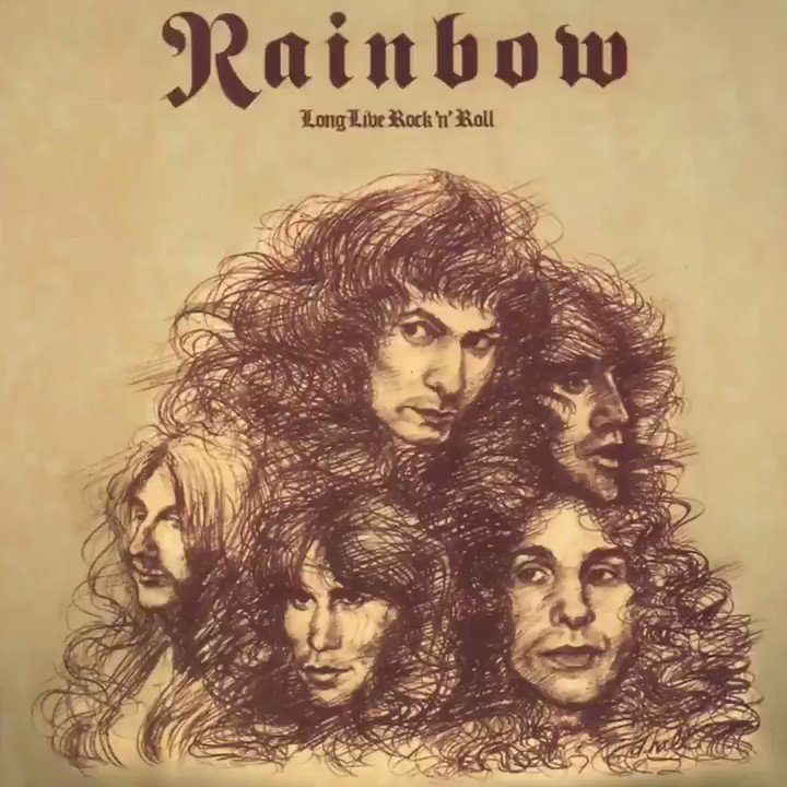 On this day in 1978, Rainbow released 'Long Live Rock N' Roll'.