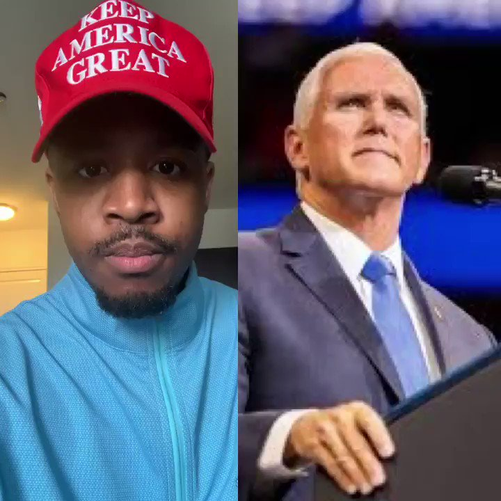 IM CALLING ON ALL TRUMP SUPPORTERS  @Mike_Pence is under attack because he's a GOD FEARING MAN  The day President @realDonaldTrump chose him as @VP it made those Evil people sick  LETS SHOW HIM OUR SUPPORT!  WE ARE A FAMILY  Copy, Paste & RT hashtag   👉 #IStandWithVPMikePence