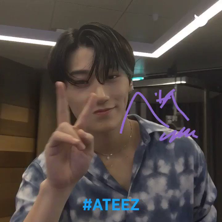 [🎬] 트위터블루룸 기대 중🙊 So excited for Twitter Blueroom🙊  #TwitterBlueroom #ASKATEEZ #ATEEZ #에이티즈 #StaywithATEEZ #TwitterMirror 360
