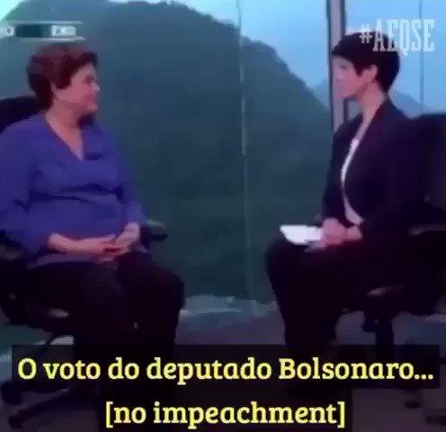 Em 1:53 a Dilma mostrando mais força e dureza que o Bolsonaro em toda a sua vida