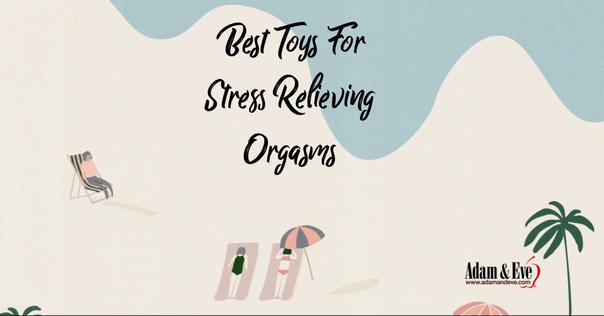 Stress Relief! Click Here 👉 #therealadamandeve #masturbationmonth