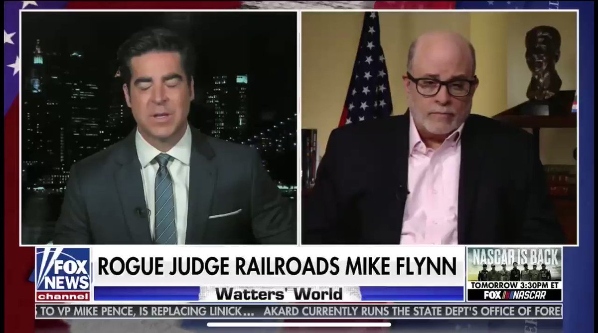 Jesse Watters says they should impeach Judge Sullivan if Republicans retake the house